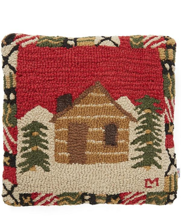 Crows Nest Cabin Cushion