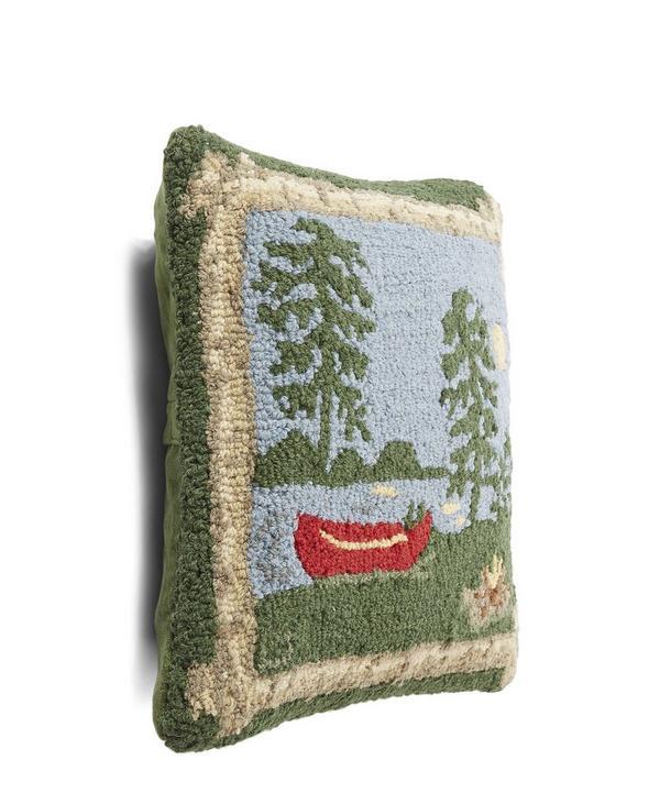 Campfire Cushion