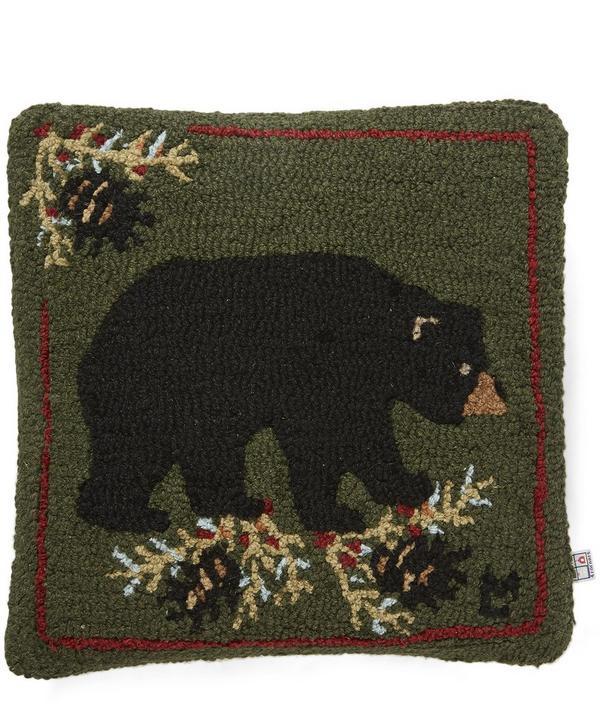 Black Bear Cushion