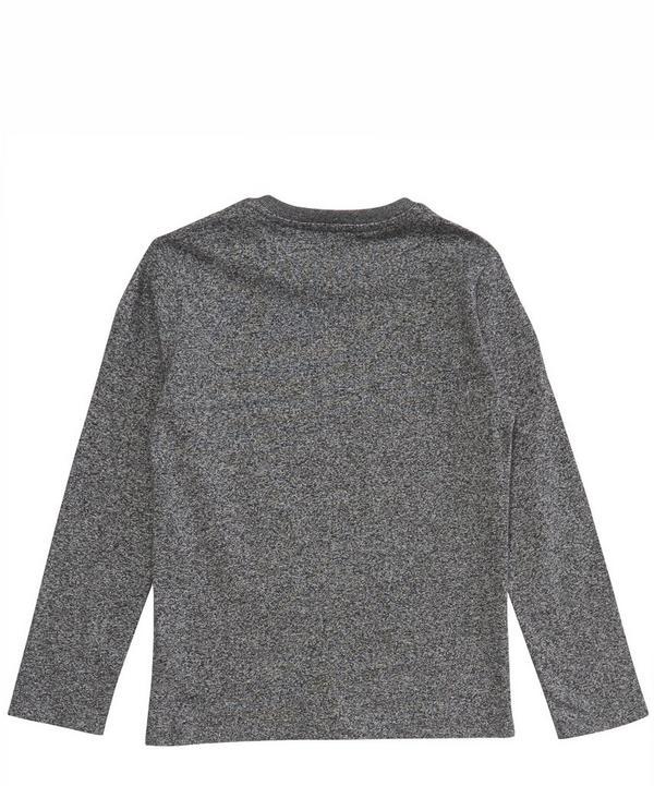 Kenzo Kids Tiger Print Long Sleeved T-Shirt