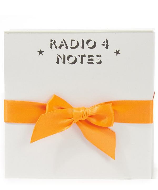 Radio 4 Noteblock
