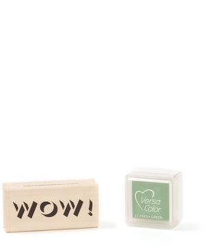 WOW Stamp and Pad Set