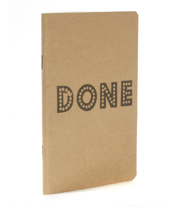 Done Mini Notepad