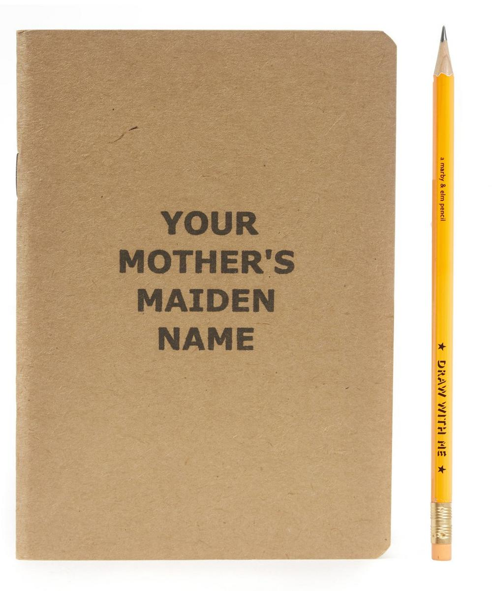 Brown Mother's Maiden Name