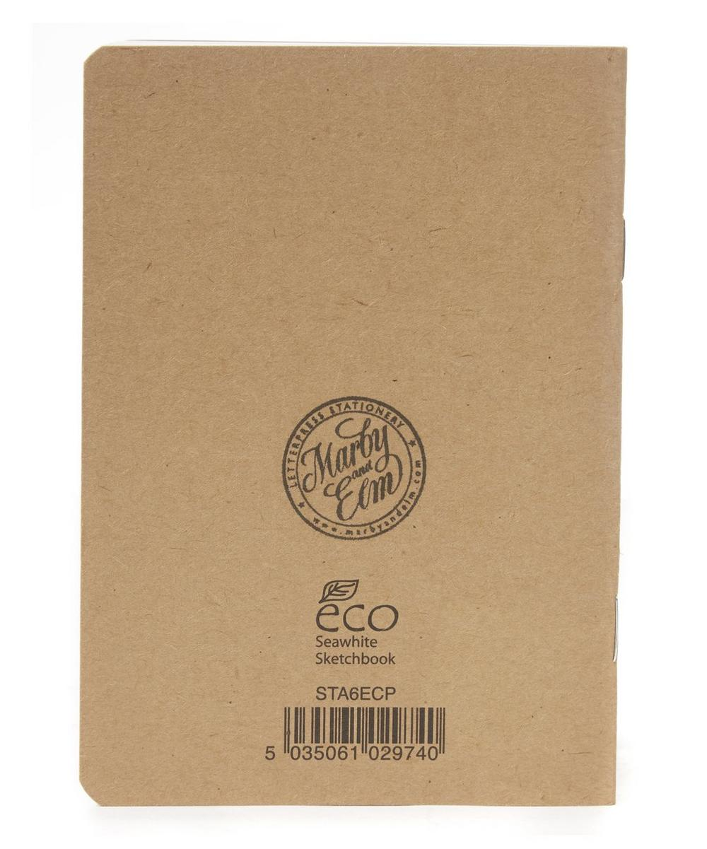 Brown Night Notes Notepad
