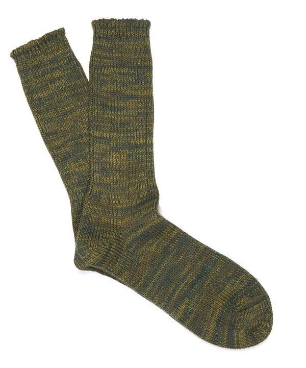 Five Colour Mix Socks