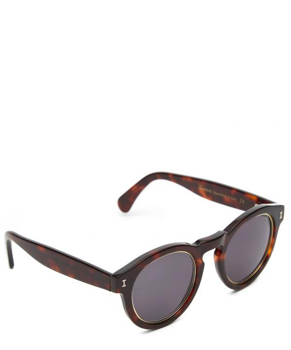 Leonard Ring Havana Sunglasses