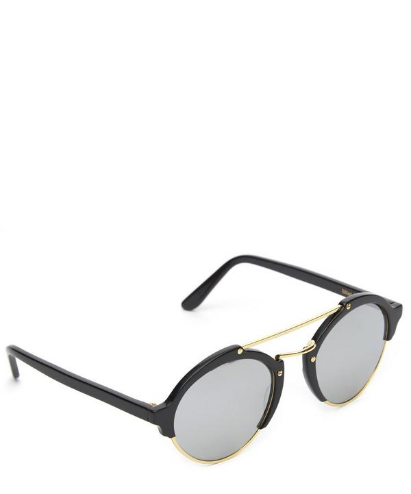 Milan II Mirror Sunglasses