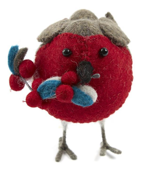 Small Berry Robin