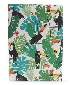 Large Toucan Notebook