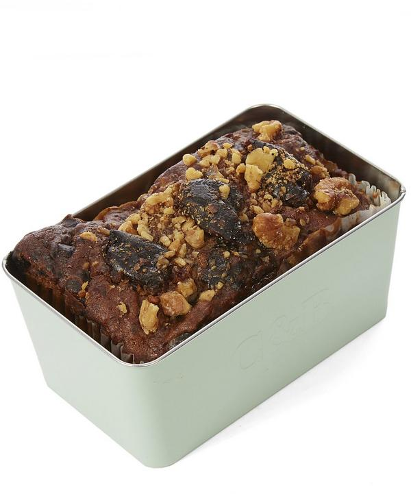 Date and Walnut Loaf Tin