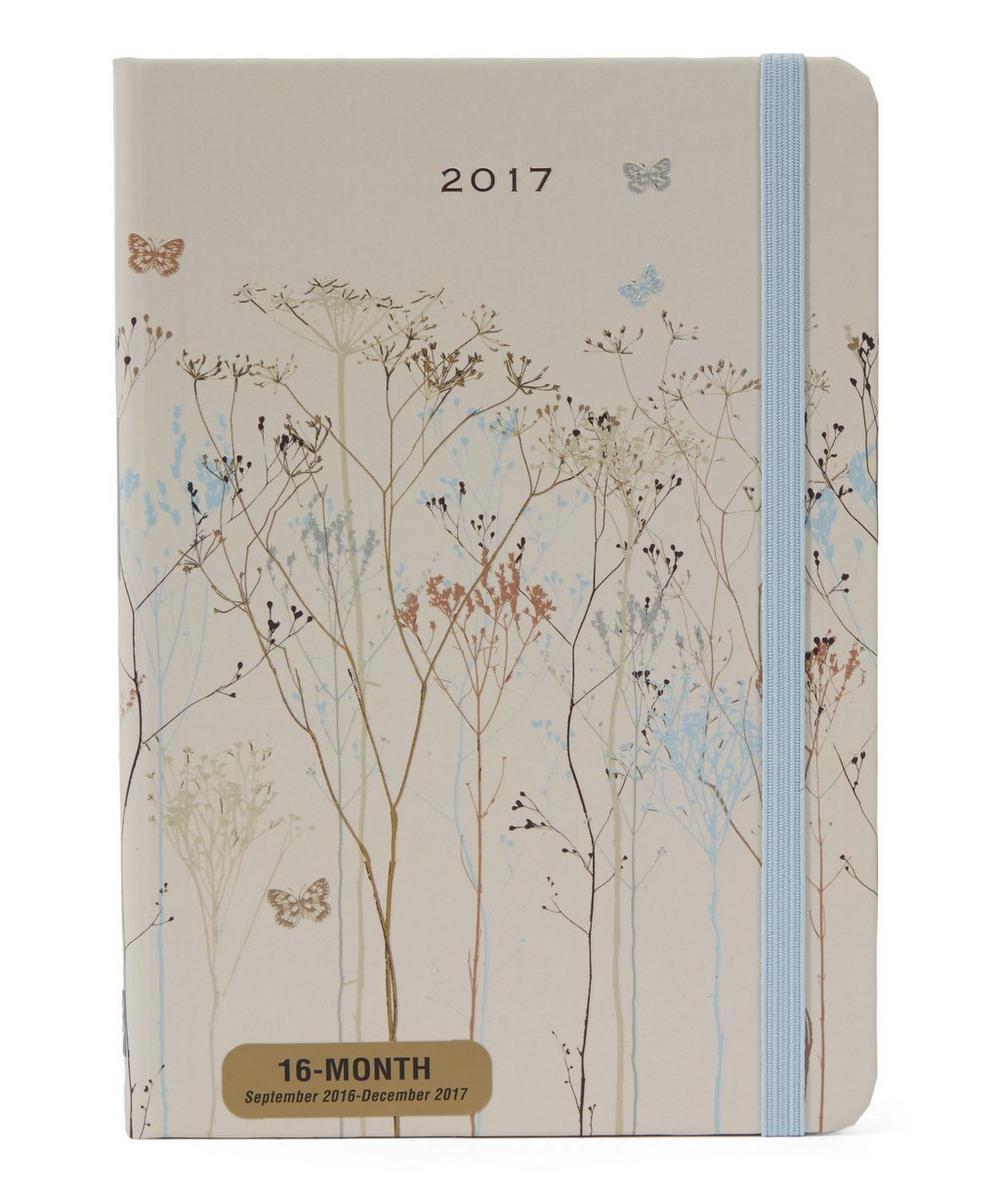 Butterflies 2017 Weekly Planner