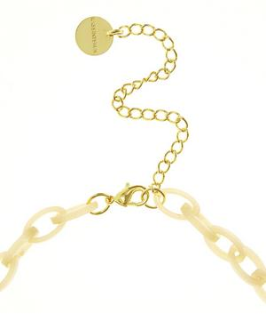 No.3 Glasses Chain Necklace