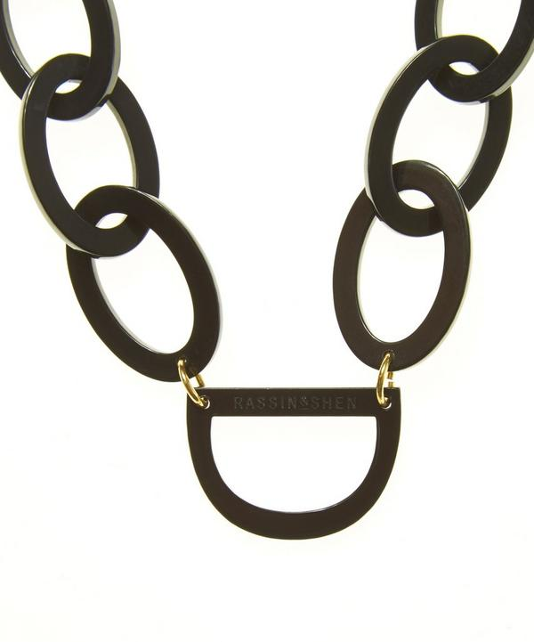 No.3 Glasses Chain Necklace