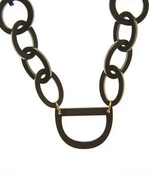 No.4 Glasses Chain Necklace