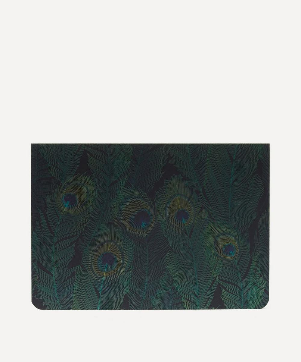 Peacock Notecards