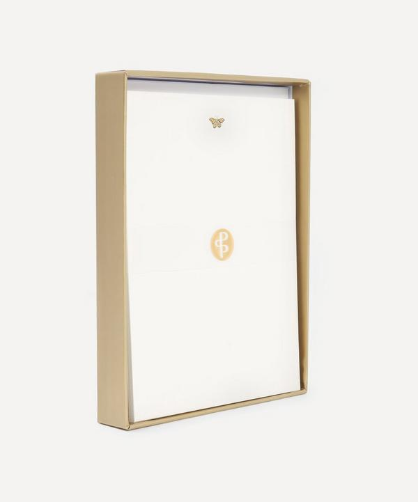 Butterfly Boxed Stationery Set