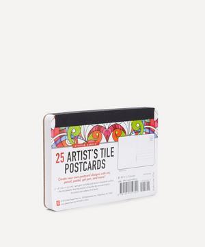 Artist's Tile Postcards