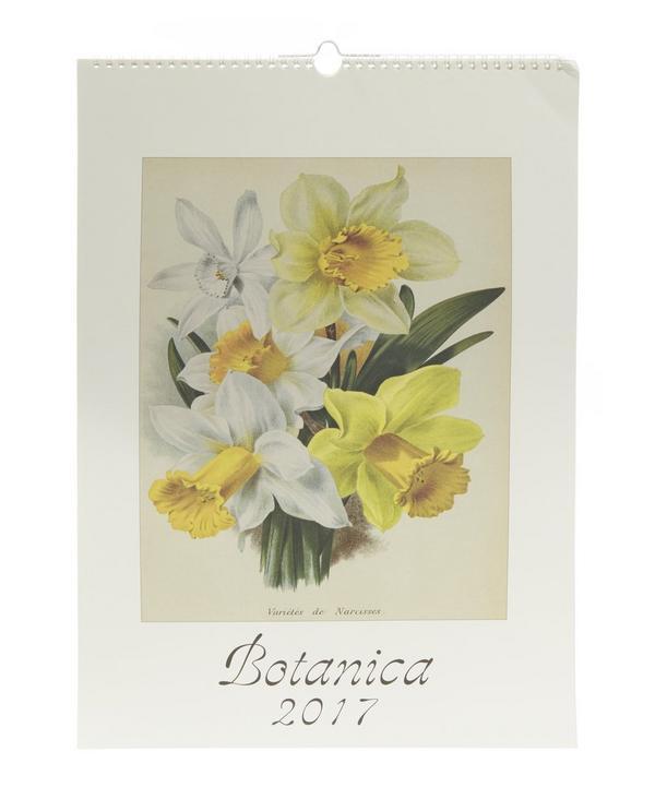 Botanica Calendar