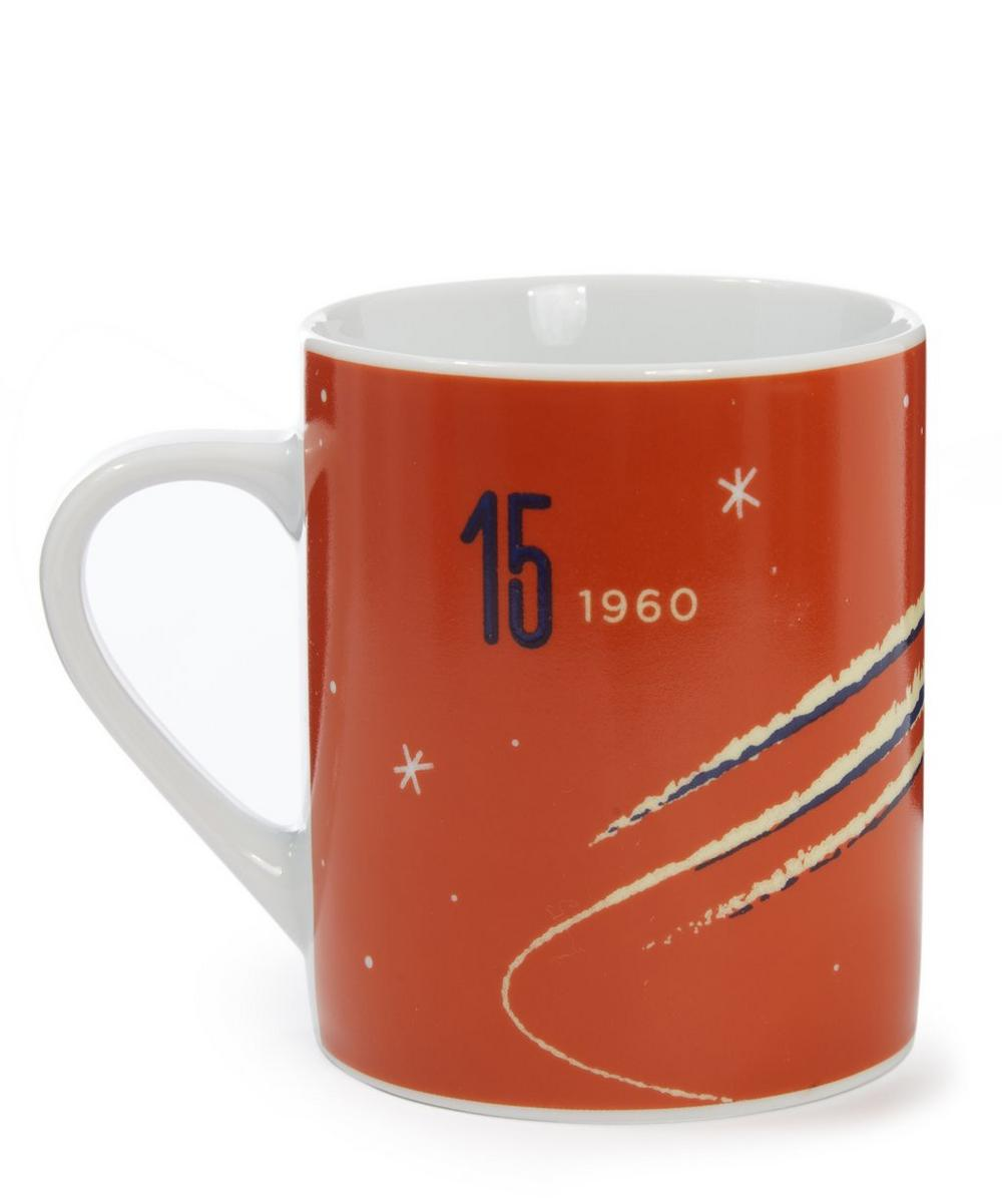 Cosmos '60 Rocket Big Mug