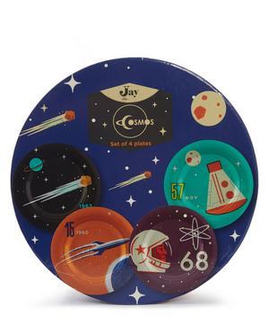 Cosmos Side Plates Set
