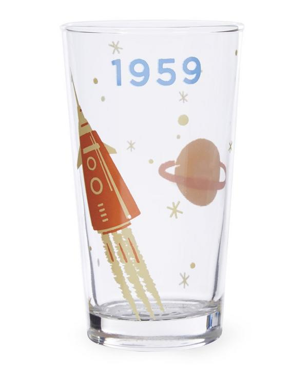 Cosmos '59 Launch Mixer Glass