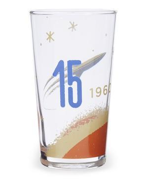 Cosmos '60 Rocket Mixer Glass