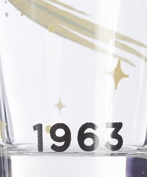 Cosmos '63 Comet Mixer Glass