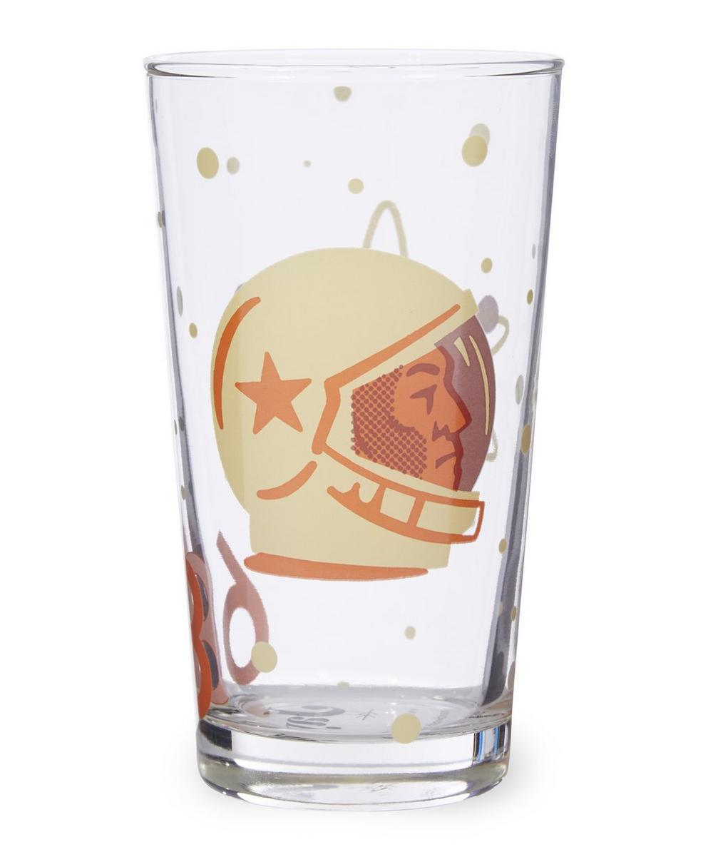 Cosmos '68 Cosmonaut Mixer Glass