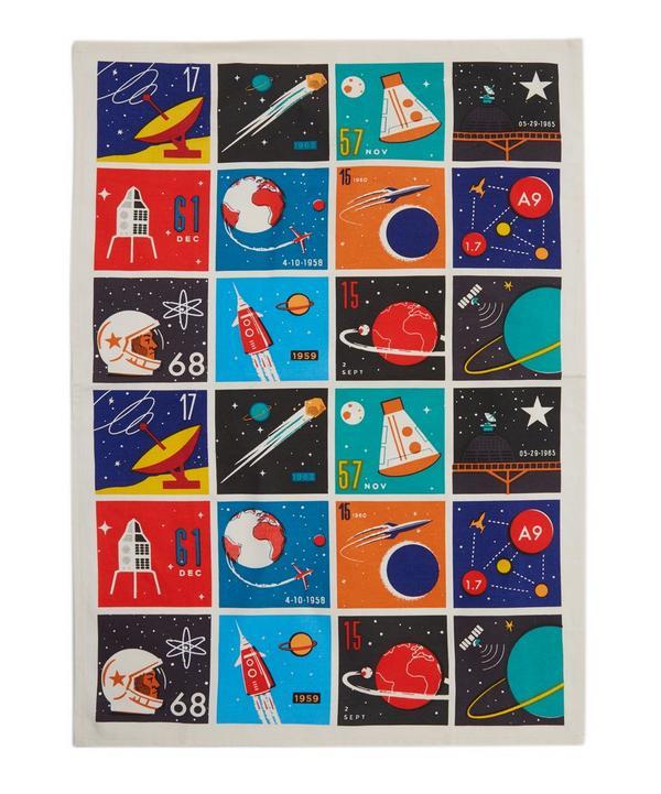 Cosmos Tea Towel Set