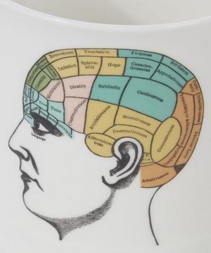 Curios Phrenology Mug
