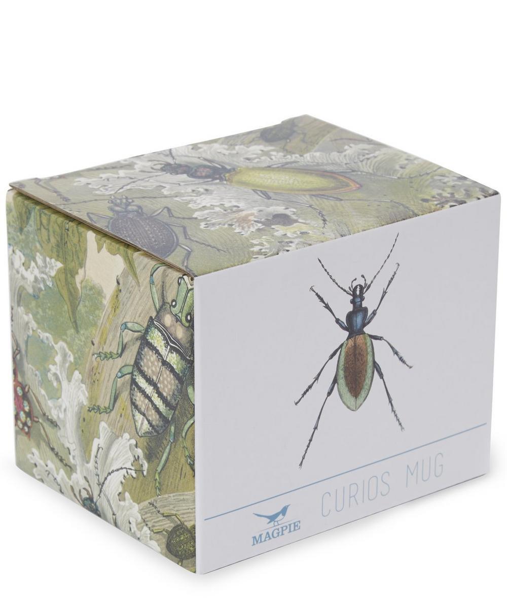 Curios Beetle Mug