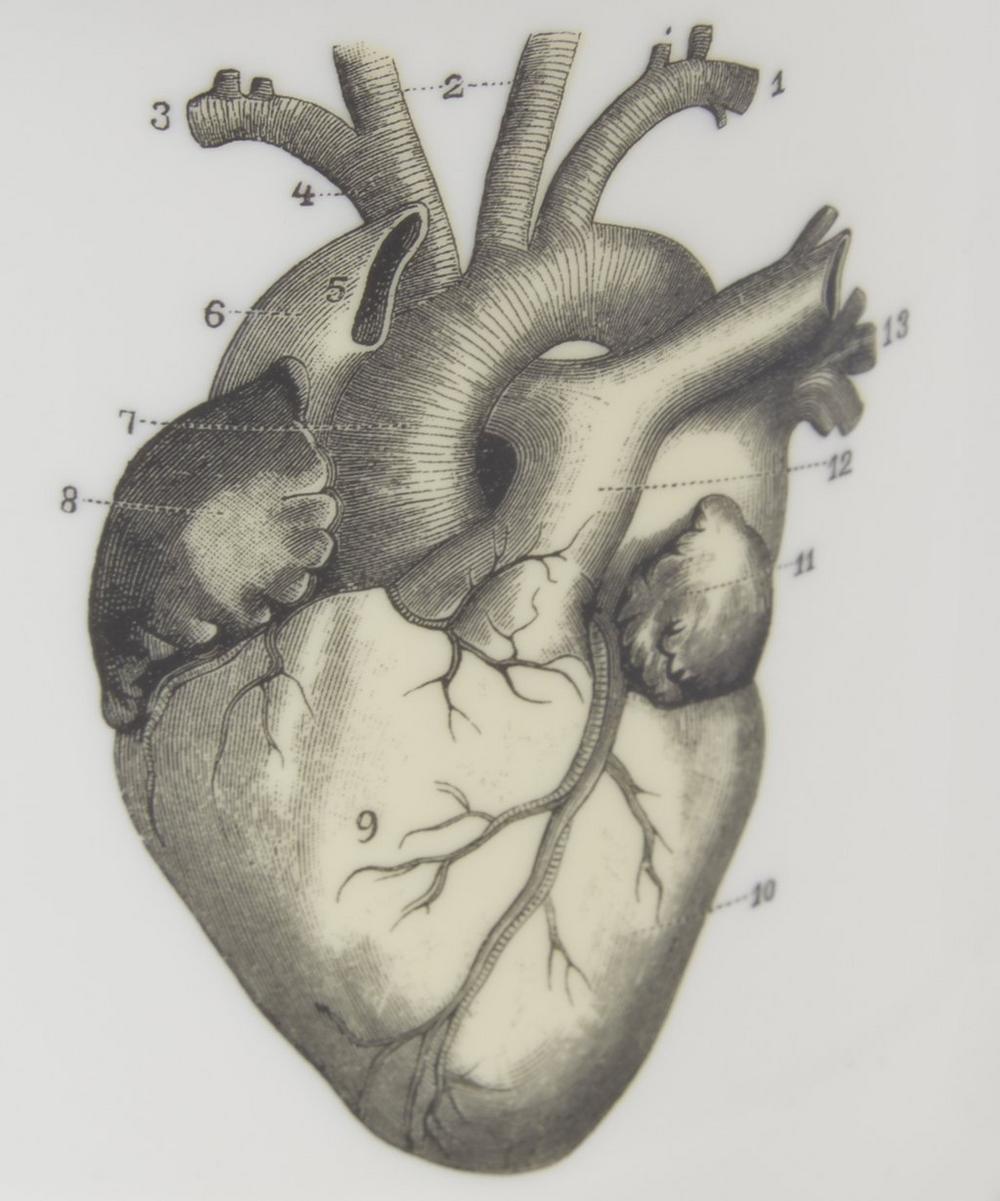 Curios Heart Mug