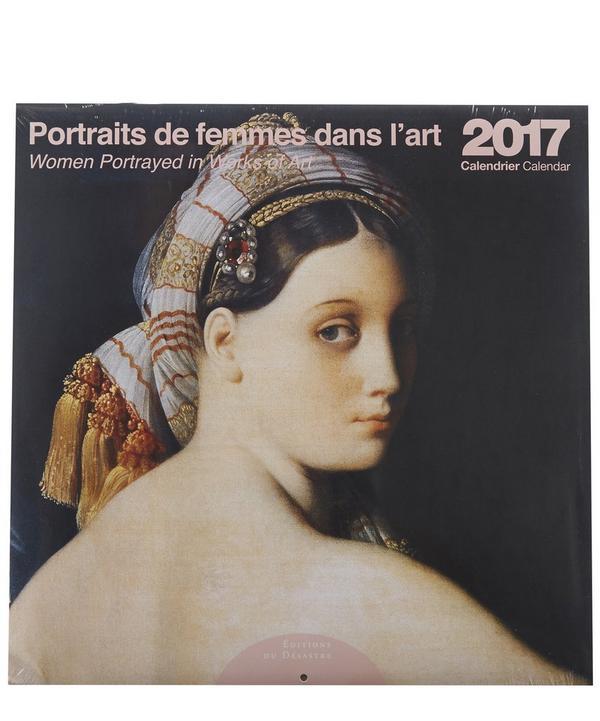 Women in Art 2017 Calendar