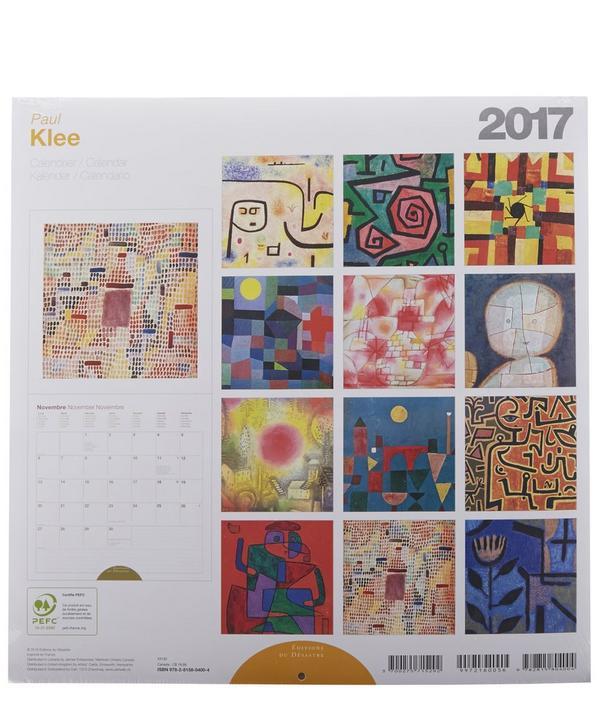 Klee 2017 Calendar
