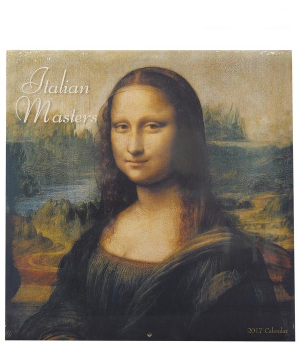 Italian Masters 2017 Calendar