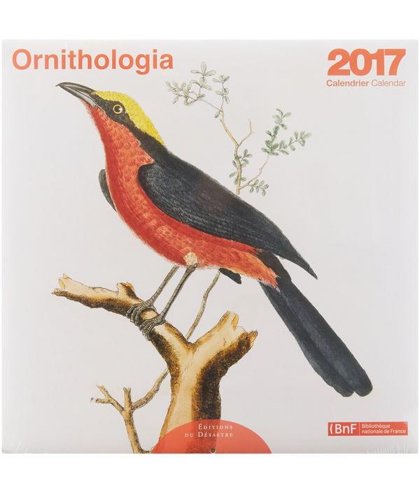 Ornithologia Bird Calendar