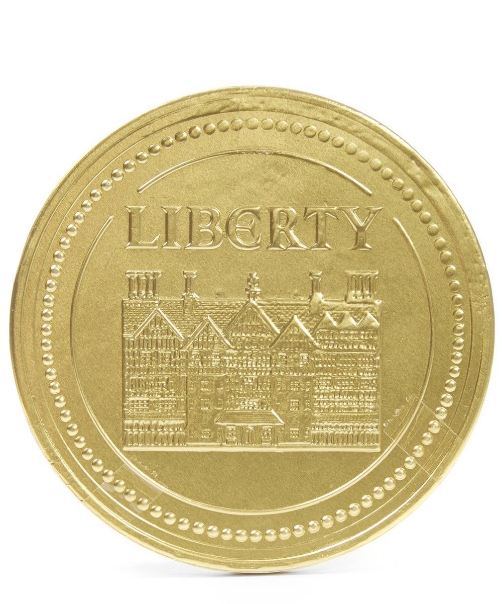 Liberty London Chocolate Coin