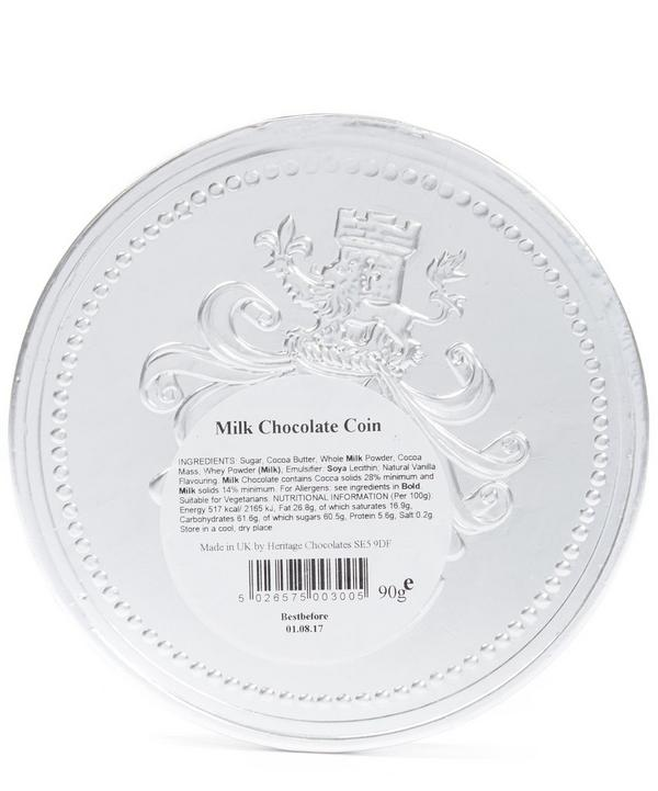 Liberty London Chocolate Coin