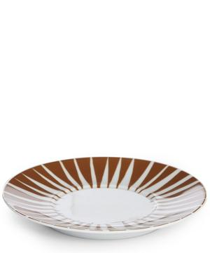 Stripes Never Wear Out Saucer