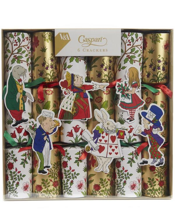 Alice in a Winter Wonderland Crackers