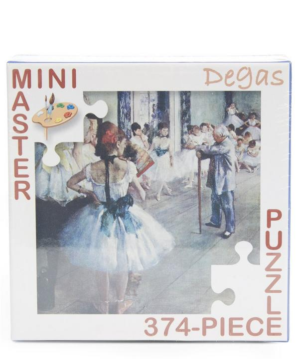 Mini Masters Degas Puzzle