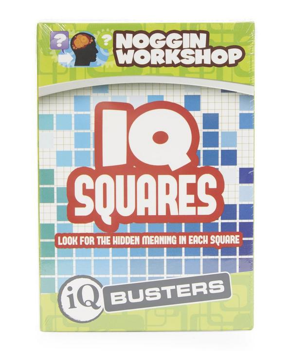 IQ Busters Logic Puzzles