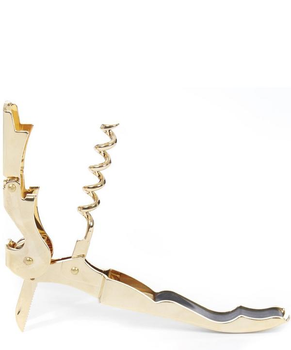 22ct Gold Plated Signature Corkscrew