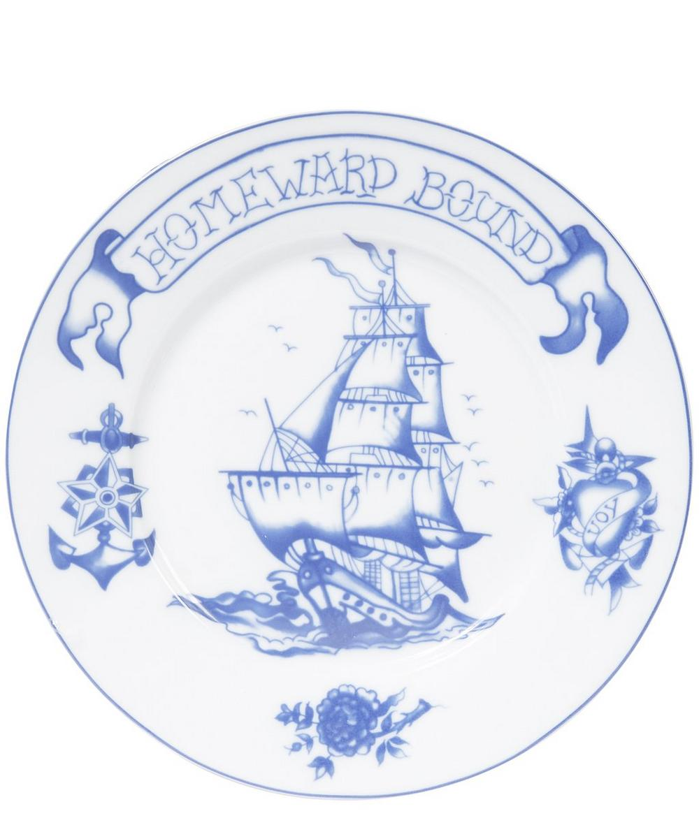 Homeward Bound Plate