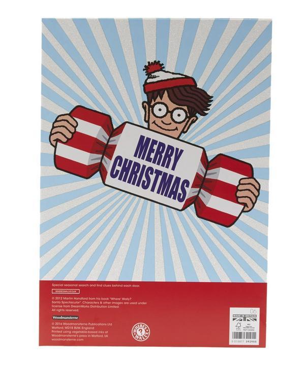 Where's Wally Advent Calendar