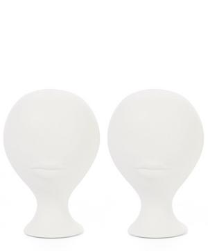 Mrs and Mrs Muse Salt and Pepper