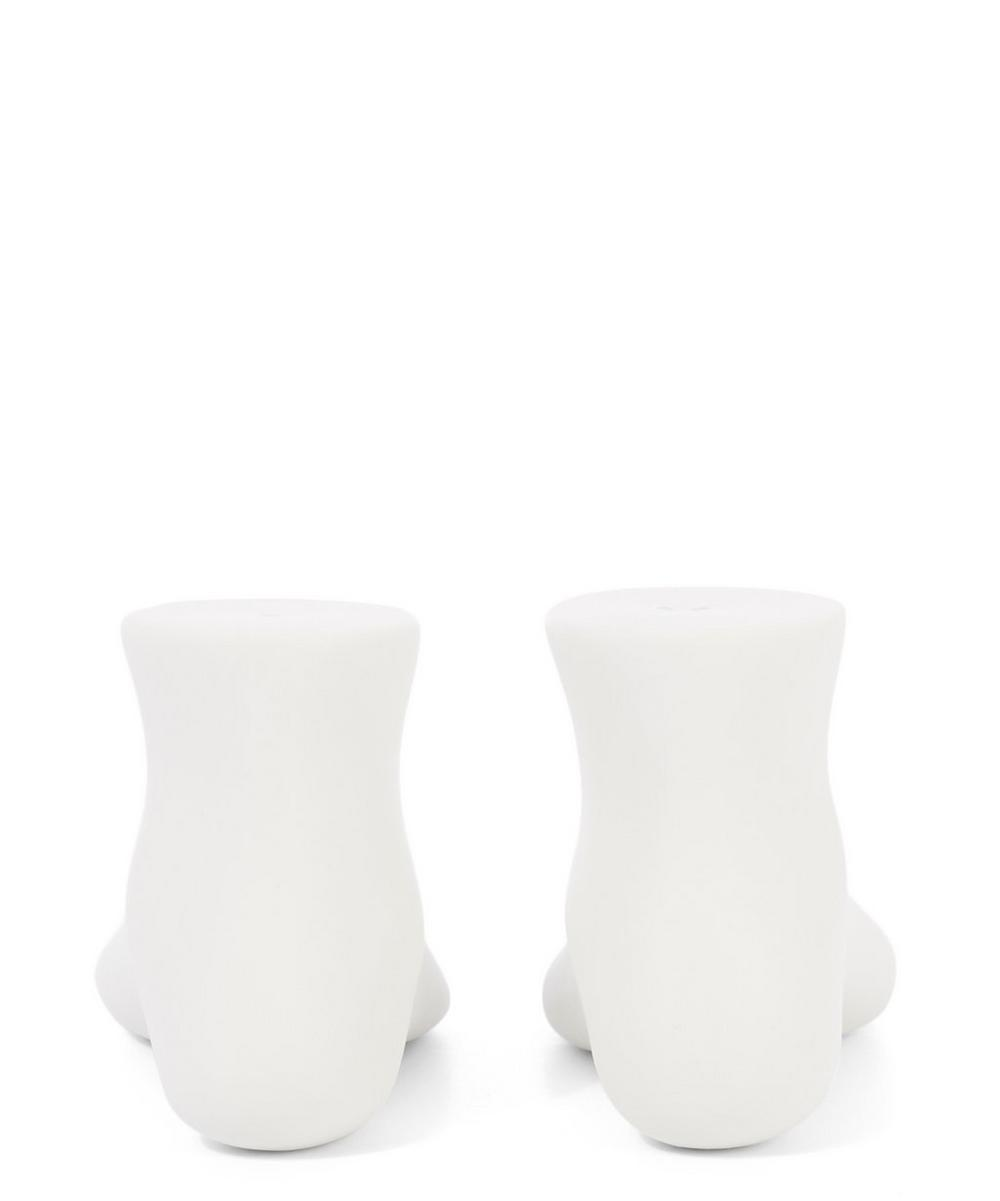 Constantine Salt and Pepper Shakers