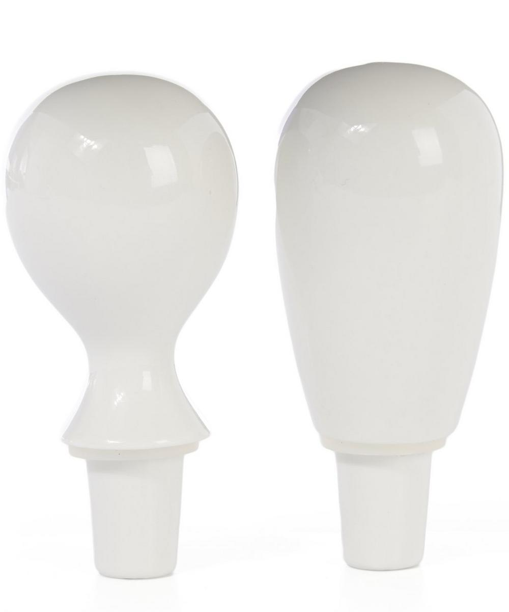 Mr and Mrs Muse Bottle Stopper