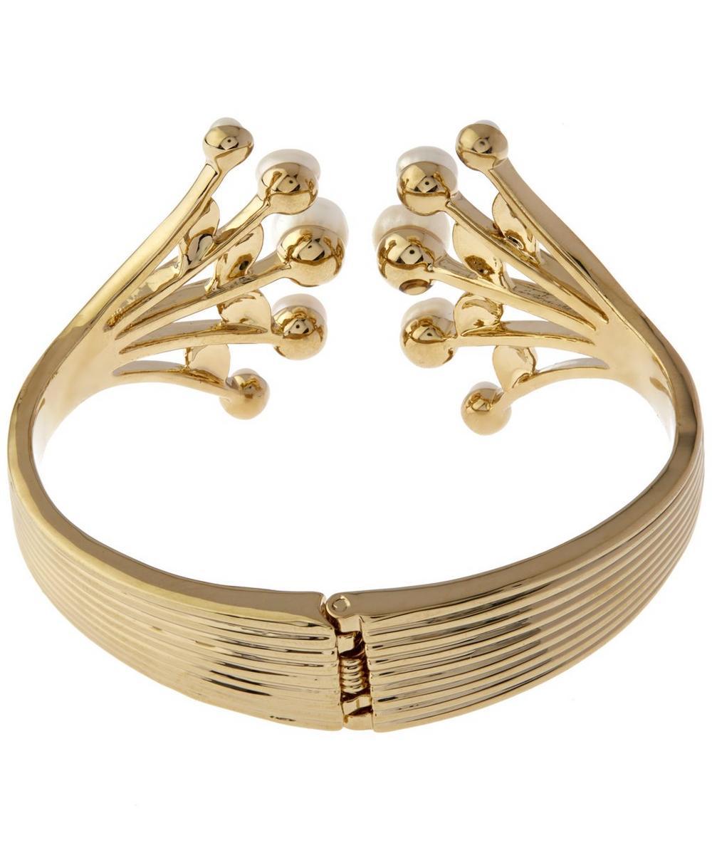 Gold-Plated Alesia Cuff